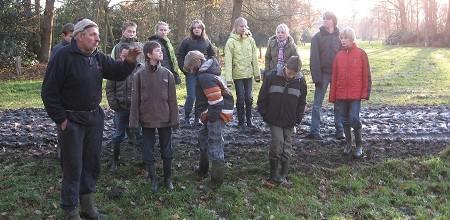 Monitoring project Boeren voor Natuur
